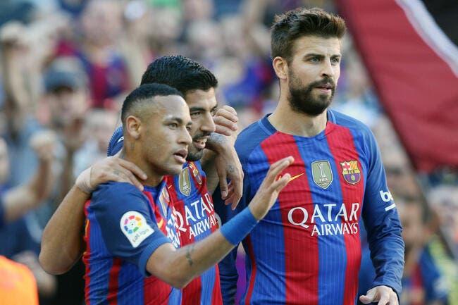 FC Barcelone - Deportivo La Corogne : 4-0