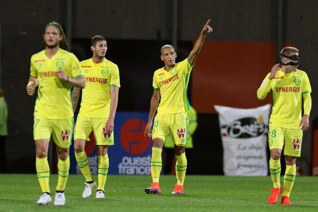L1 : Nantes et Montpellier respirent, Lille sombre