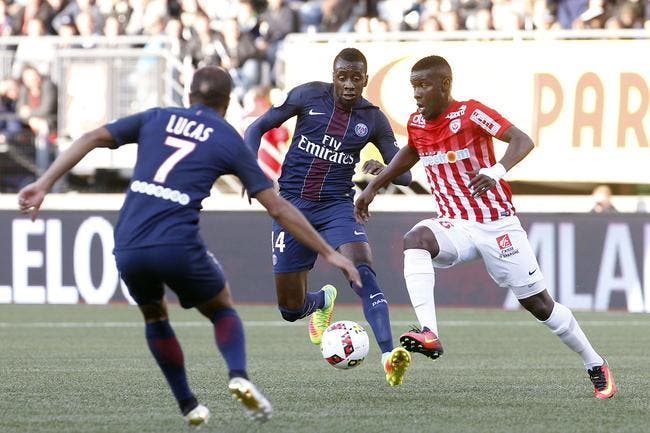 Nancy - PSG : 1-2