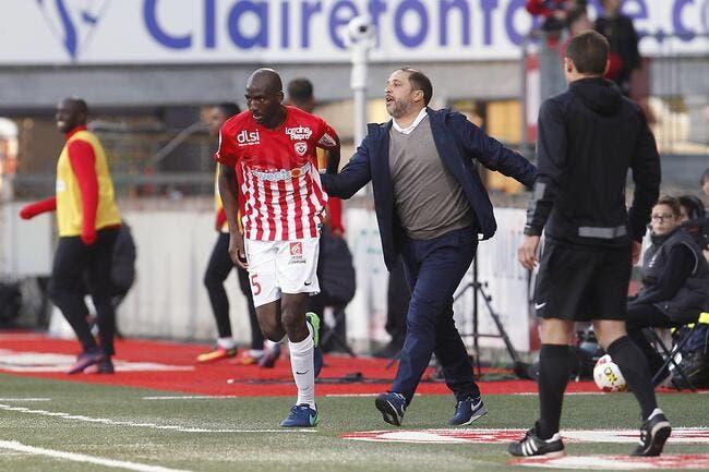 Nancy : Les « regrets » de Correa après la petite défaite face au PSG