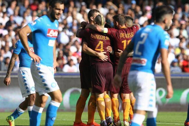 Naples - AS Rome : 1-3