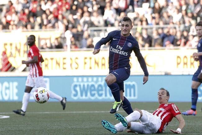 PSG : Paris « a mal joué », mais ce n'est qu'un détail pour Verratti