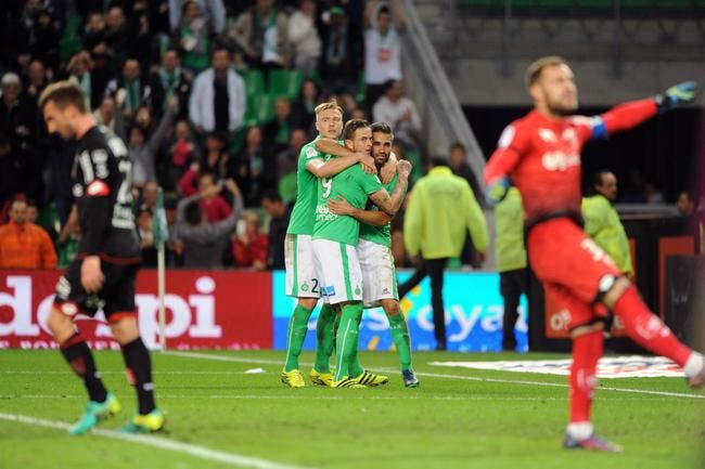 ASSE : Galtier applaudit l'arbitre pour le penalty salvateur