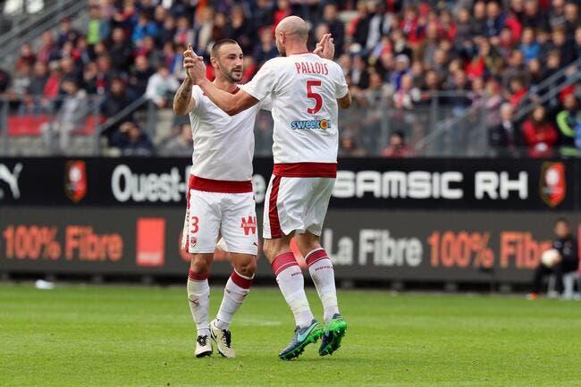 Bordeaux : Un nul à Rennes, et Gourvennec saute au plafond