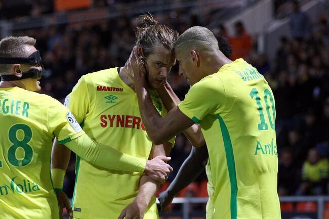 FC Nantes : Girard ricane « des fléchettes » qui lui ont pourri la vie