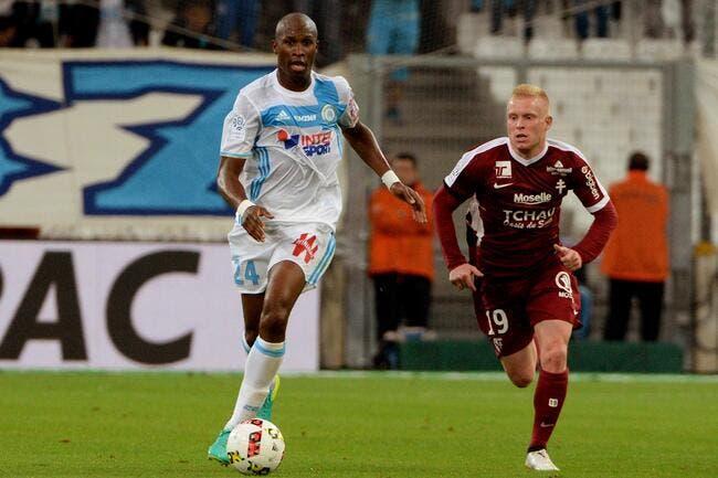 Metz : Hinschberger repart de Marseille avec les boules