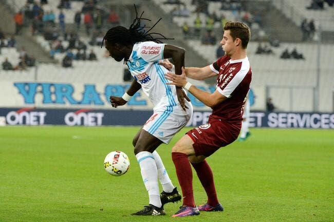 OM : La victoire, le PSG, le capitaine Diarra... Gomis s'explique