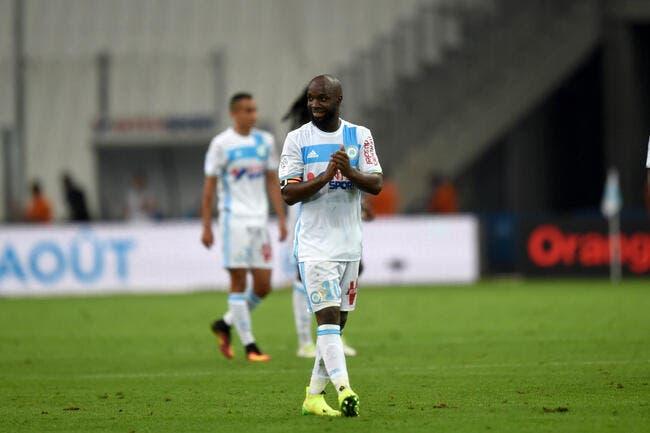 OM : Lassana Diarra a vu McCourt, et il lui a dit non