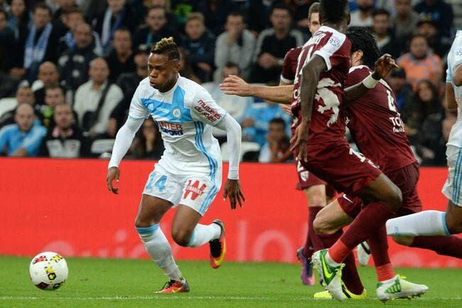 OM - Metz : 1-0