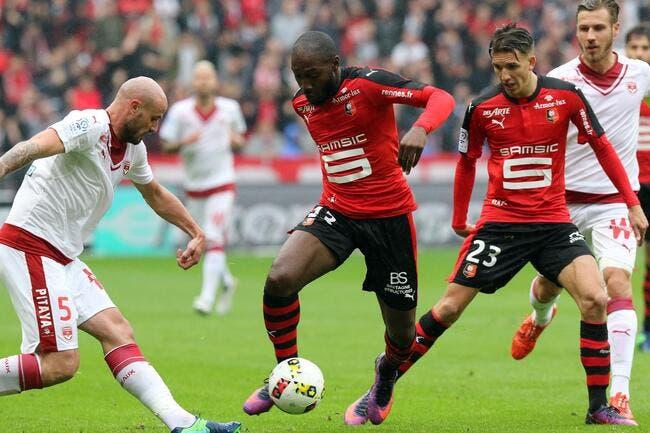 Rennes – Bordeaux 1-1