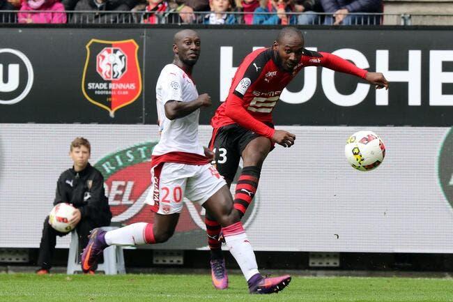 Rennes et Bordeaux, un point c'est tout