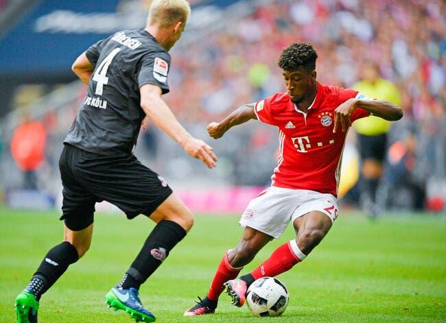 Bayern Munich : Le cas Coman divise, Guardiola veut en profiter