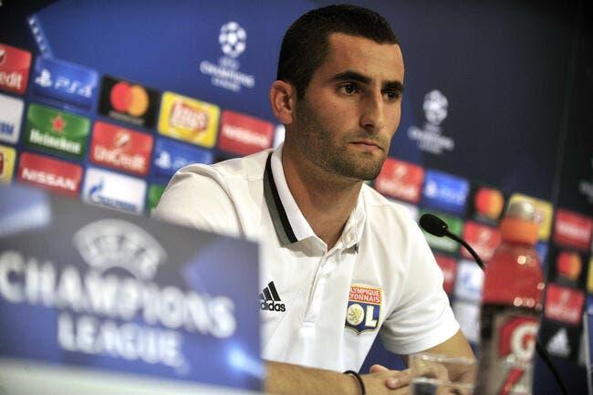 OL : Taper la Juventus comme le PSG, Gonalons y croit