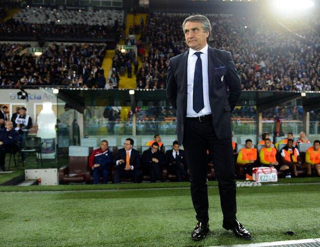 OM : Un entraîneur italien fait acte de candidature pour remplacer Passi