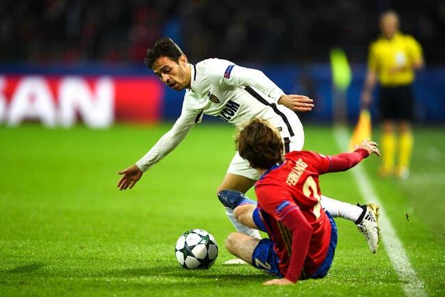 CSKA Moscou - Monaco 1-1