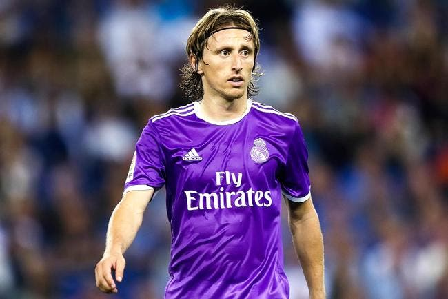 Officiel : Luka Modric prolonge au Real Madrid jusqu'en 2020