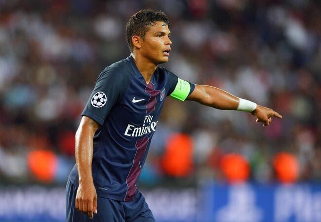 PSG : Thiago Silva fixe un ultimatum au Paris SG !