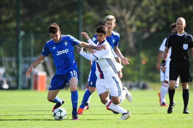 Youth League : L'OL prend cher contre la Juventus