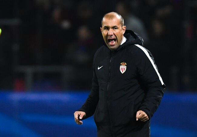 ASM : Jardim furieux et écoeuré de voir Monaco jouer vendredi
