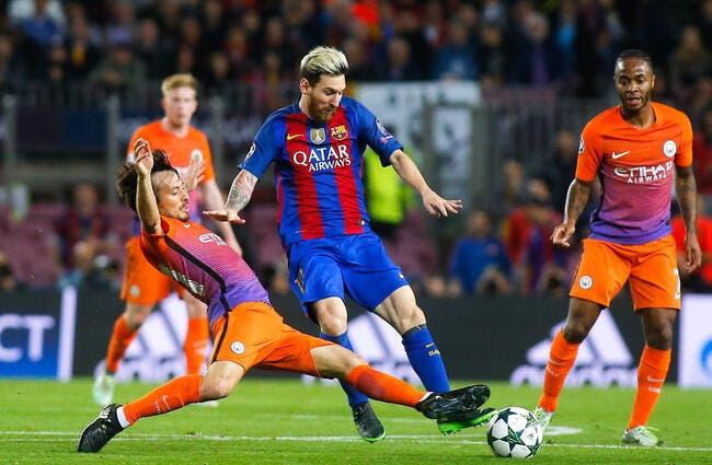 FC Barcelone - Man City : 4-0