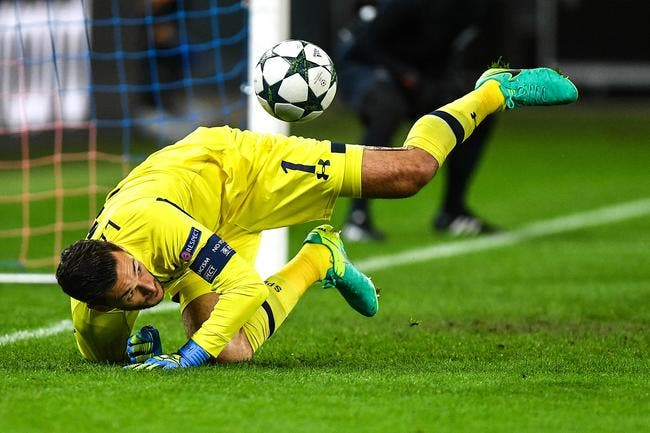 L'arrêt miracle de Lloris face à Leverkusen