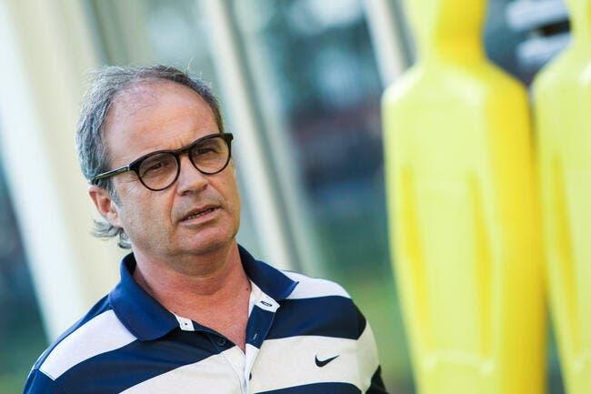 LOSC : Luis Campos largue l'OM...pour signer à Lille