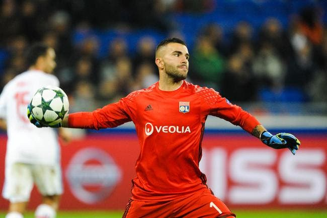 OL : Anthony Lopes exempt de tout reproche sur le but ?