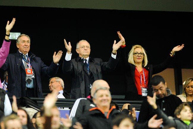 OL : Aulas accuse L'Equipe d'avoir «souhaité la défaite de l'OL»