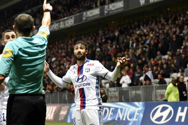 OL : Fekir monte à Paris pour faire sauter son rouge
