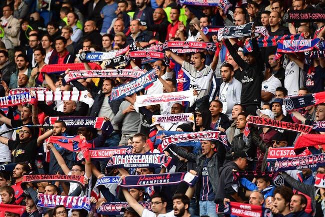 PSG : 150 Ultras autorisés au Parc par la Préfecture