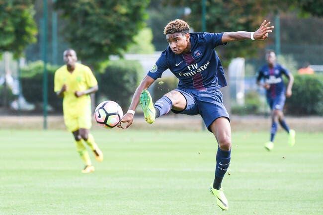 Youth League : Le PSG domine Bâle et vire en tête