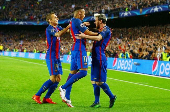 Barça : Avoir Messi dans son équipe, c'est choquant avoue Umtiti