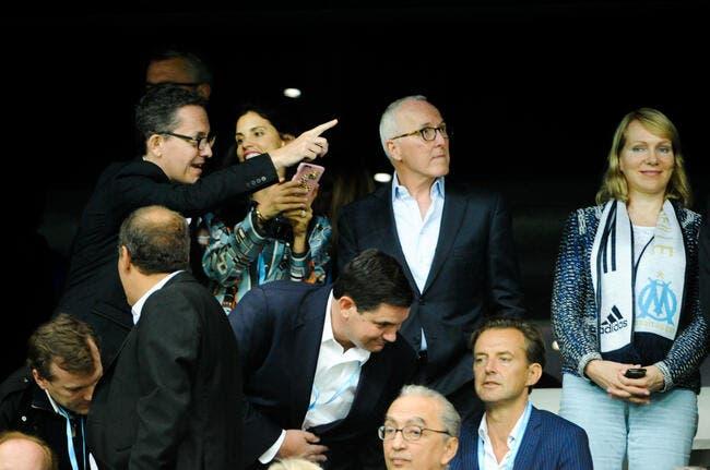 OM : Garcia, le futur DS, le nouveau boss s'explique