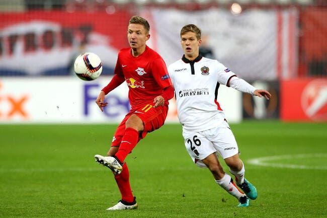 RB Salzbourg - Nice : 0-1
