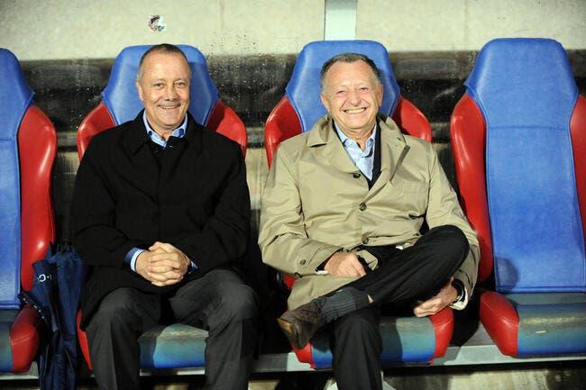 OL: Lacombe-Aulas, le meilleur duo de l'histoire du football français?