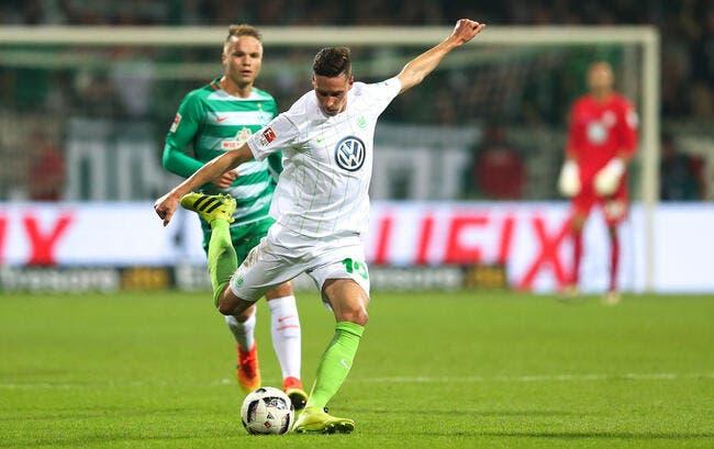 PSG: Paris veut Draxler et va passer à l'offensive au mercato