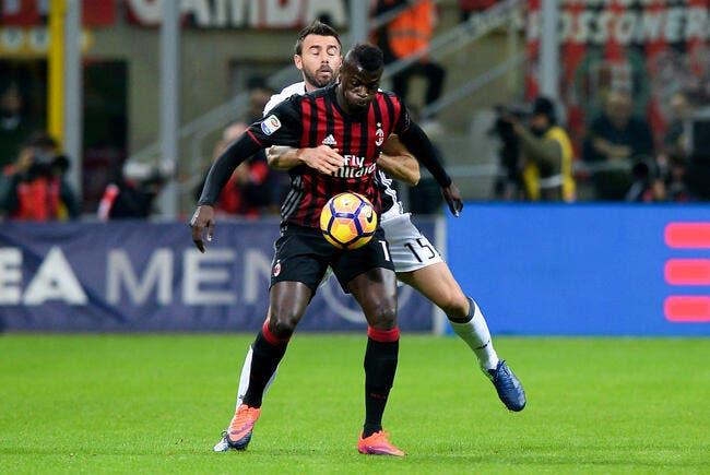 AC Milan - Juventus : 1-0