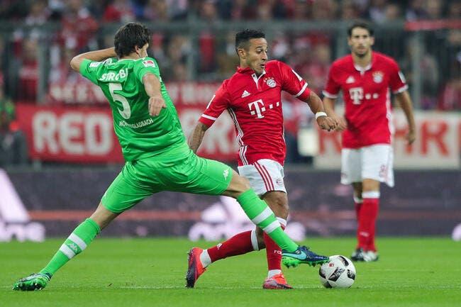 Bayern Munich - Borussia M'Gladbach : 2-0