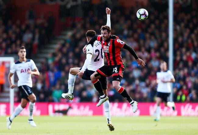 Bournemouth - Tottenham : 0-0