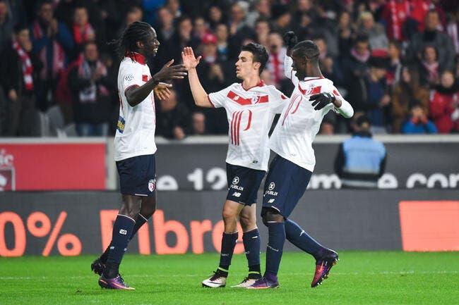 L1 : Le LOSC respire enfin, Rennes brille