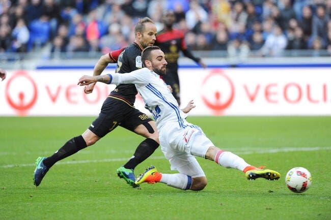 OL - Guingamp : 1-3
