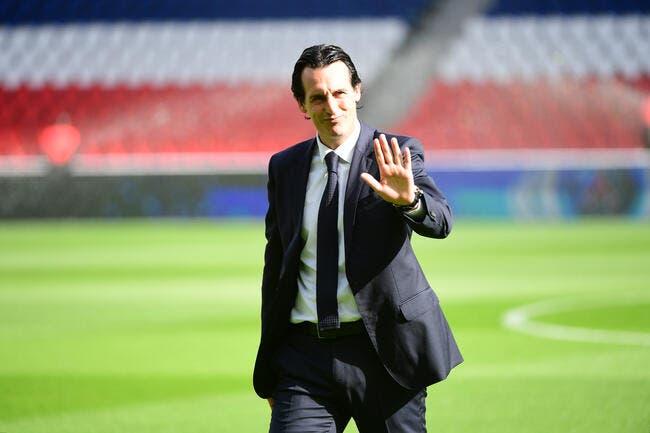 PSG : Les changements à l'OM, Emery s'en réjouit