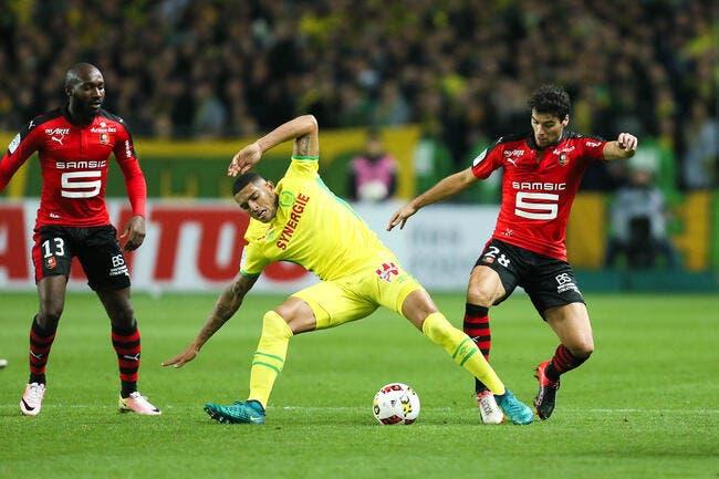 SRFC : Rennes a fait tomber « l'agressivité » de Nantes avec son talent
