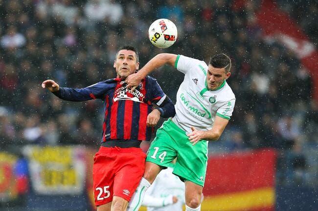Caen – Saint-Etienne 0-2