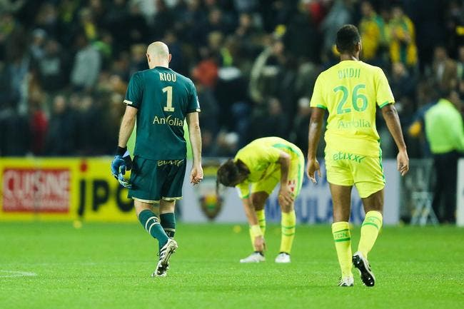 FC Nantes : Riou ne digère pas la défaite contre Rennes