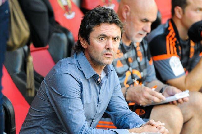 Lorient : Sylvain Ripoll viré !