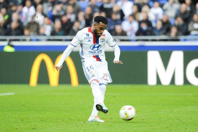 OL: Lacazette, le Monsieur pénalty de la Ligue 1