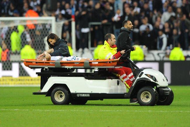 OL : Un mois d'absence pour Valbuena