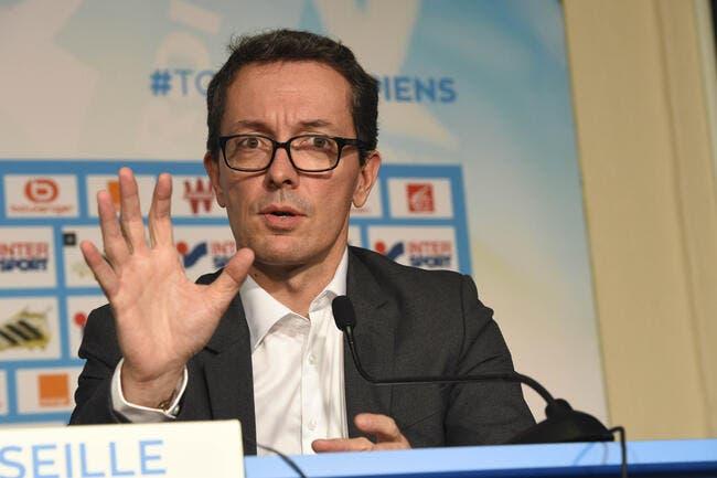 OM : Luis Fernandez taille Eyraud et sa Ligue des champions Playstation