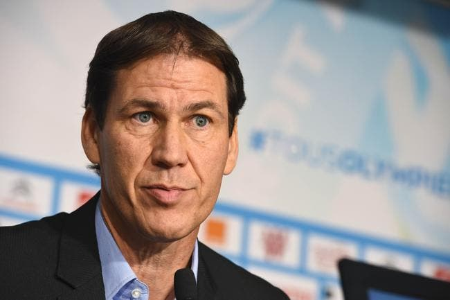 OM : Rudi Garcia conseillé par Domenech avant le Clasico